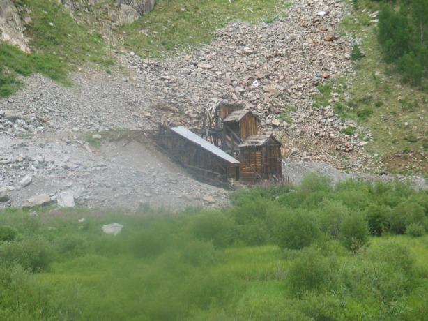 Abandoned Mine near Silverton