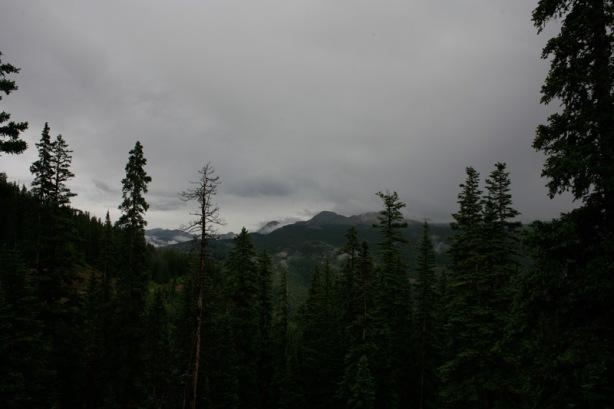 Taken along Hwy 550