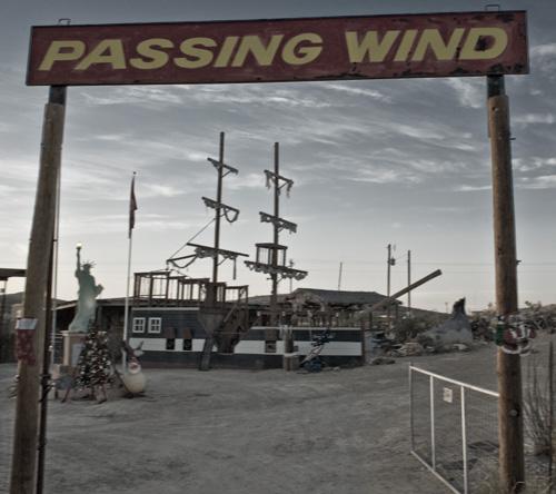 Passing Wind