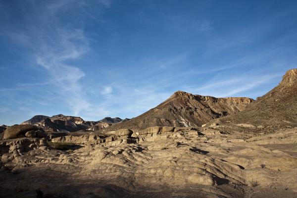 Rio Grande landscape